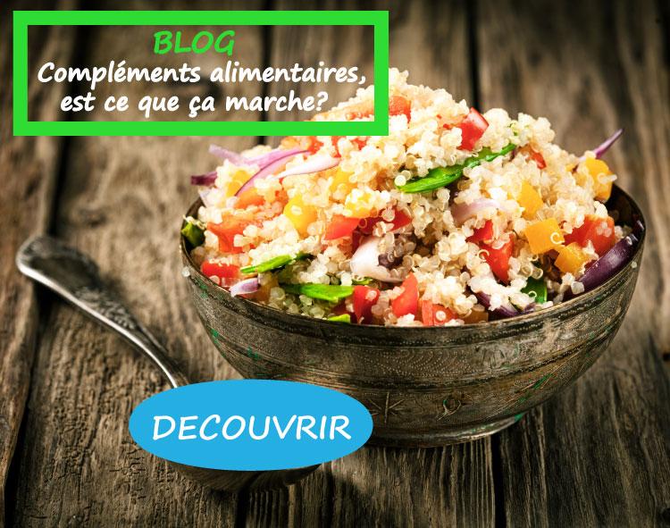 Blog compléments alimentaires sanowave