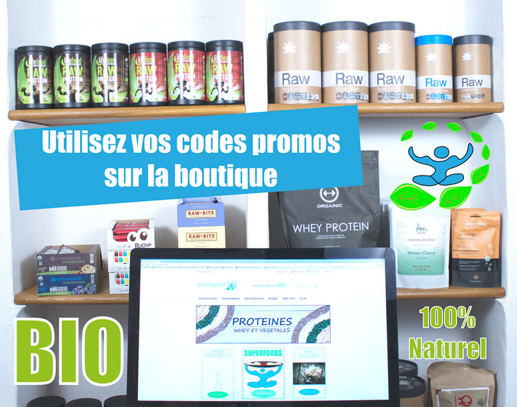 Boutique compléments alimentaires sanowave
